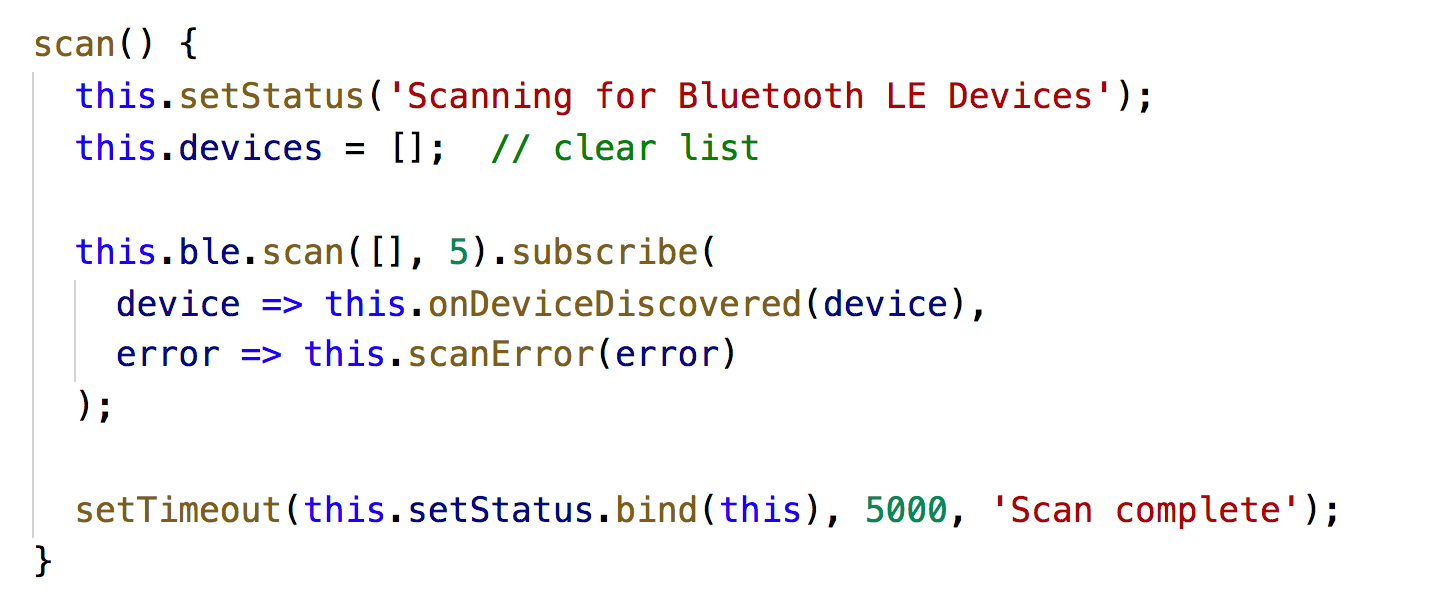 Don Coleman - Building Bluetooth Apps with Ionic